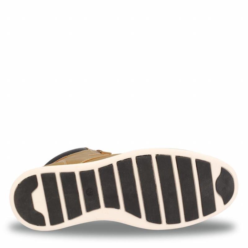 Q1905 Men's Shoe Cauberg Honey / Dk Brown