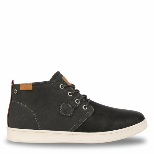Men's Shoe Valkenburg Dk Grey