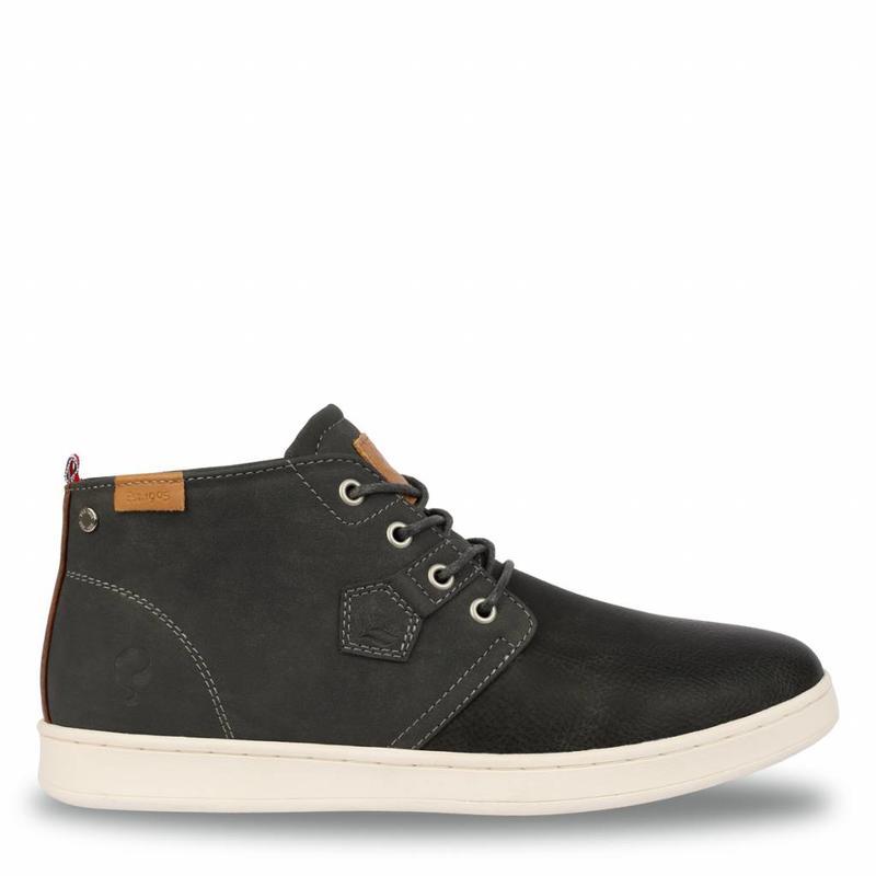 Men's Shoe Valkenburg Dk Grey