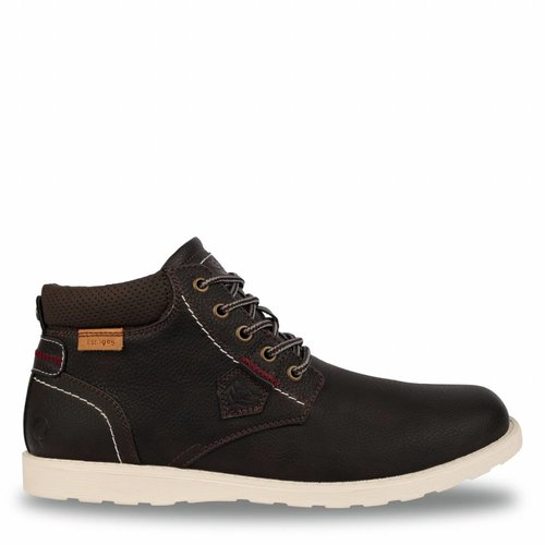 Men's Shoe Jace Dk Brown
