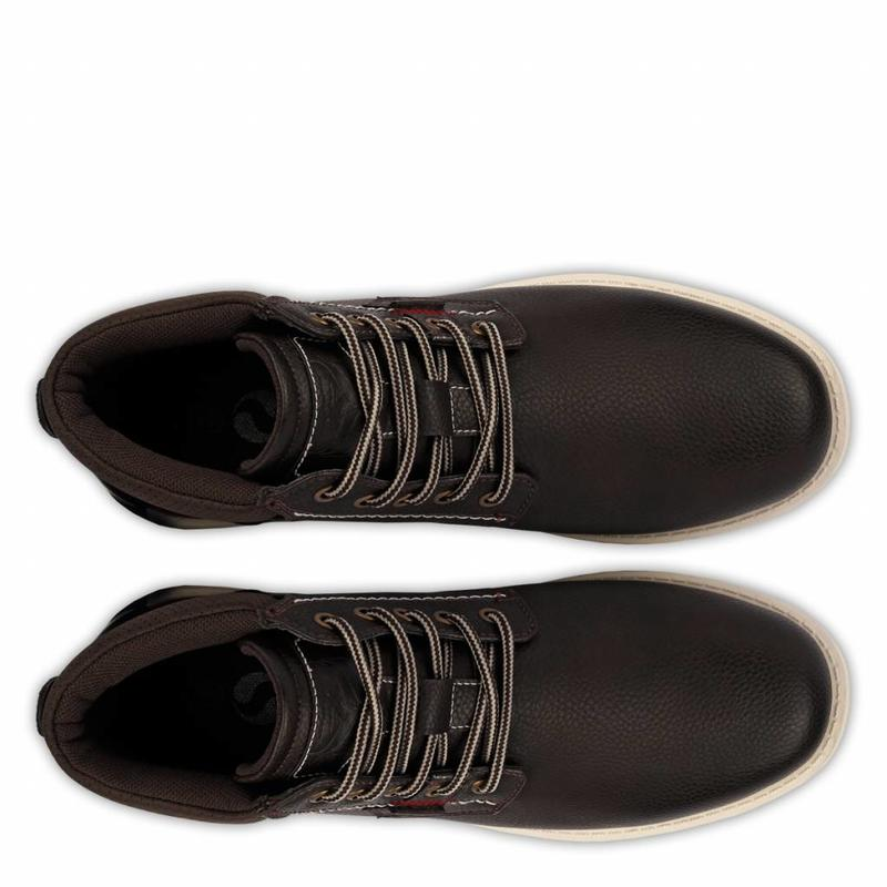 Q1905 Men's Shoe Jace Dk Brown