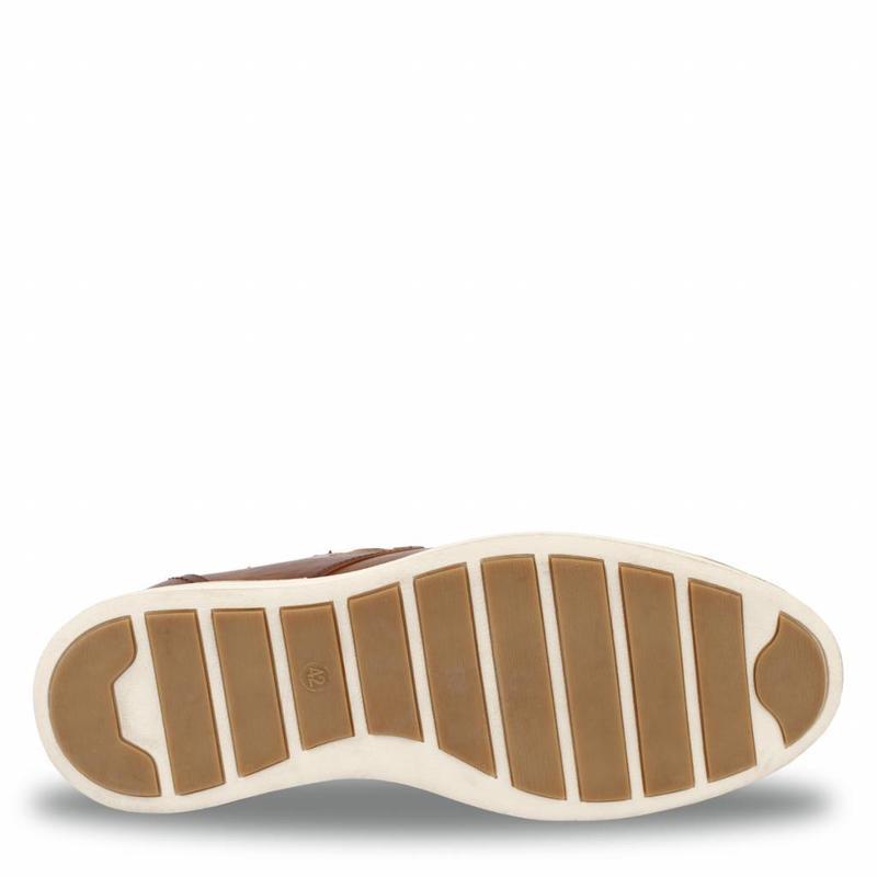 Men's Shoe Monza Cognac