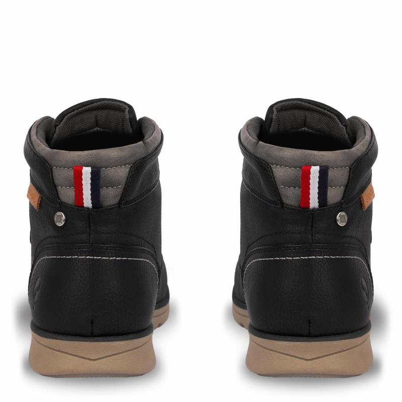Men's Shoe Bronson Black / Dk Grey