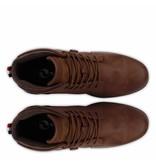 Q1905 Men's Shoe Bronson Cognac / Dk Brown