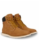 Q1905 Heren Schoen Cauberg Honey / Dk Brown