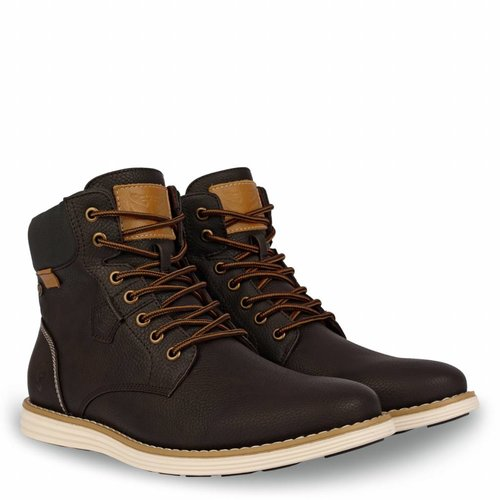 Men's Shoe Cauberg Dk Brown