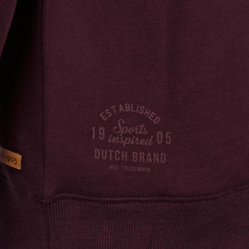 Q1905 Men's Sweater Doesburg Burgundy