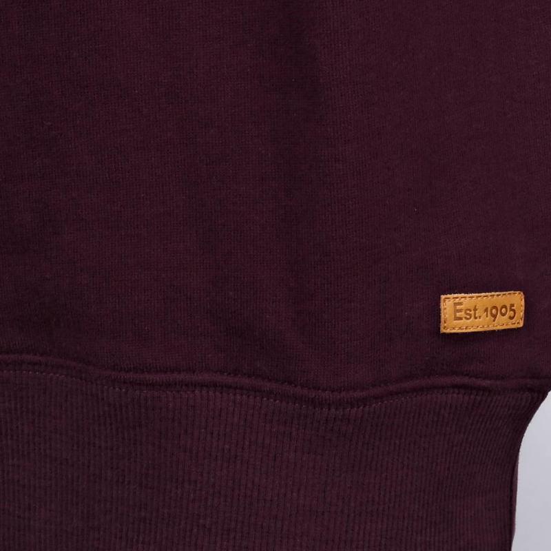 Q1905 Heren Sweater Doesburg Burgundy