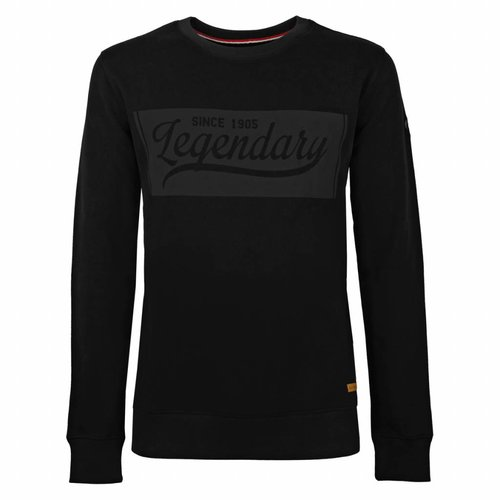 Heren Sweater Doesburg Black