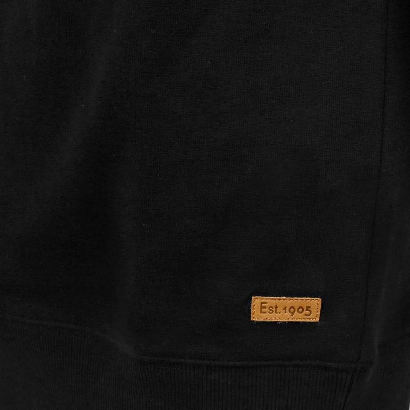 Q1905 Men's Sweater Doesburg Black