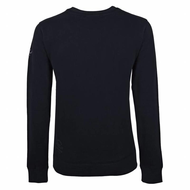 Q1905 Heren Sweater Doesburg Deep Navy