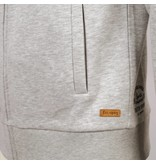 Q1905 Men's Sweat Vest Oosterhout Lt Grey Melange