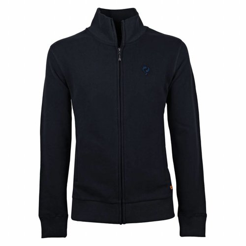 Heren Sweat Vest Doetinchem Deep navy