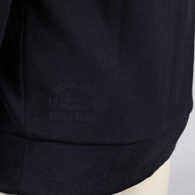 Q1905 Heren Sweat Vest Doetinchem Deep navy