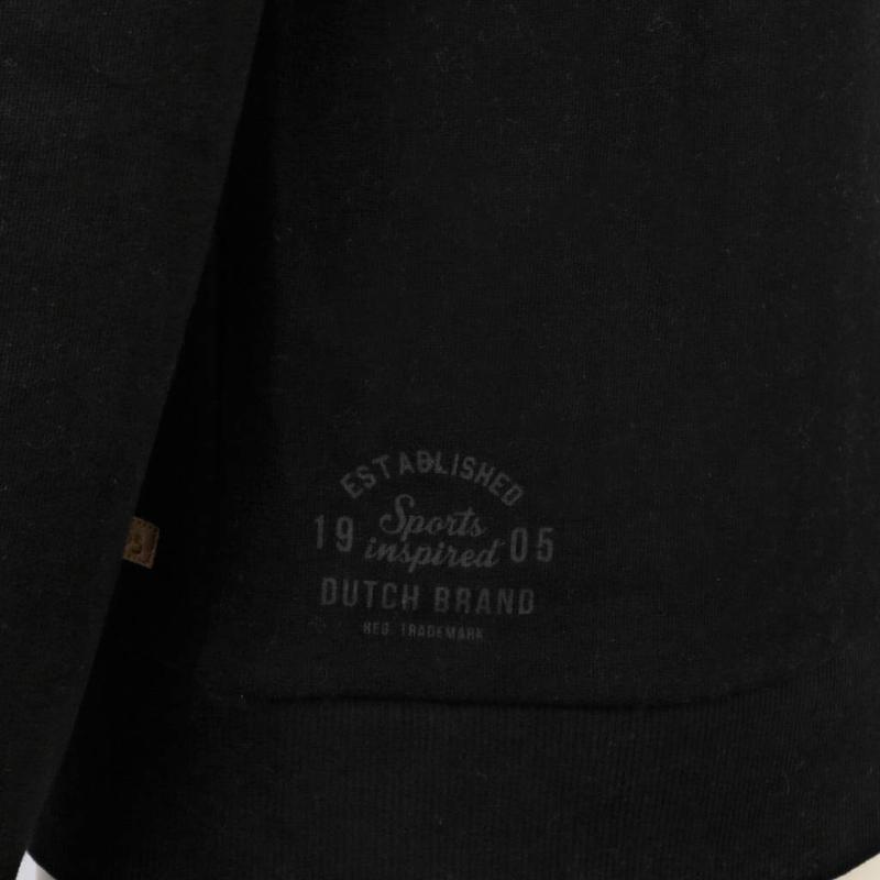 Q1905 Men's Sweat Vest Oosterhout Black