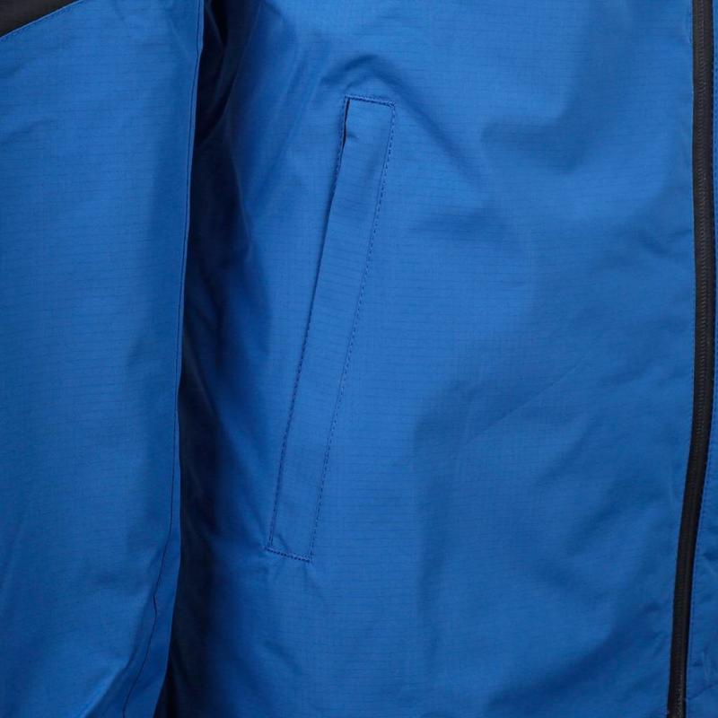 Heren Regenjas Helmer Blauw / Navy / Blauw