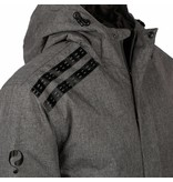 Q1905 Kids Winter Jacket Jans Grey / Black