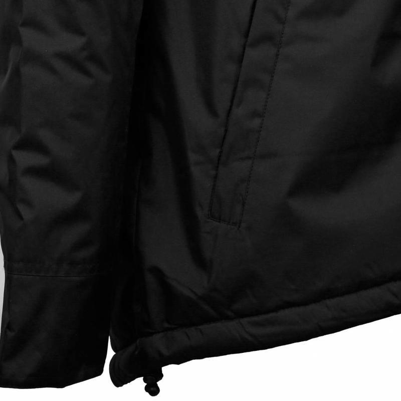 Kids Winter Jacket Jans Black / Grey
