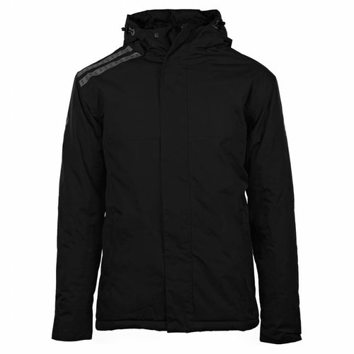 Men's Winter Jacket Jans Black / Grey