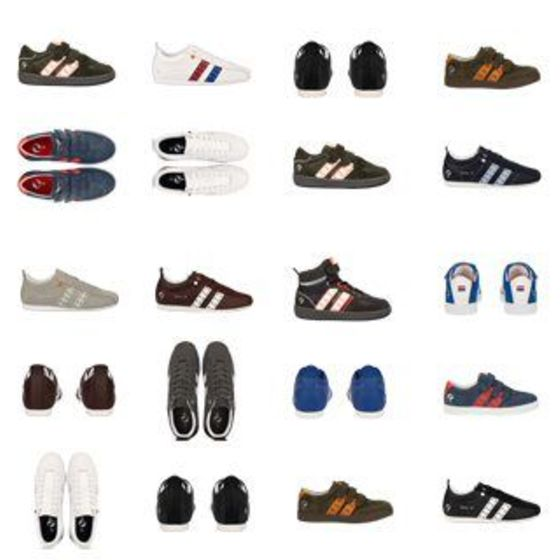 SNEAKERS | 2 PAIR FOR € 100