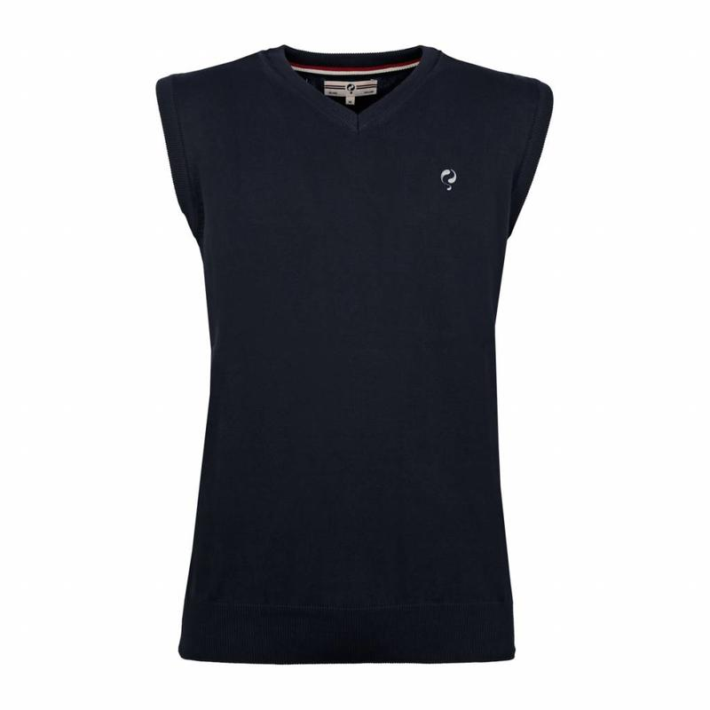 Q1905 Heren Spencer V-neck Hampton Deep Navy