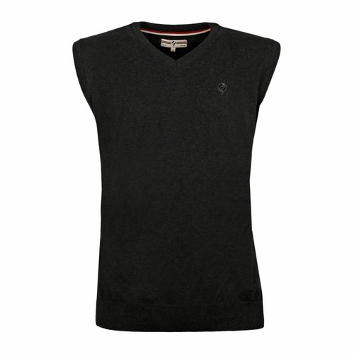 Heren Spencer V-neck Hampton Antracite