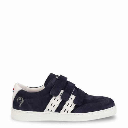 Kids Sneaker Legend '69 JR Velcro Deep Navy / White