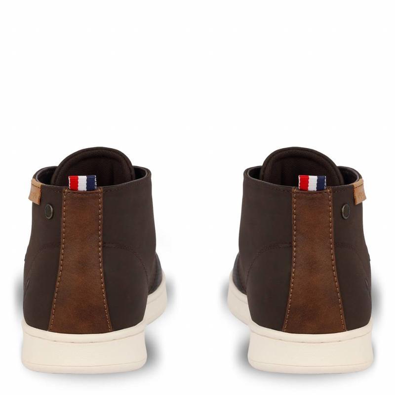 Q1905 Men's Shoe Valkenburg Dk Brown