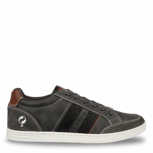 Heren Sneaker Brody Dk Grey / Black