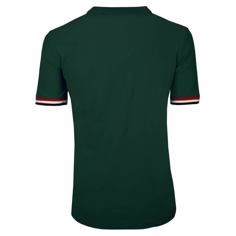 Q1905 Men's Polo Joost Luiten  -  Dark Green
