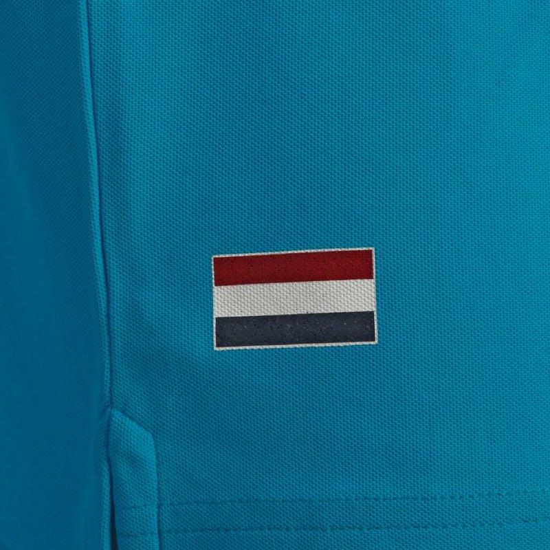 Q1905 Men's JL Polo  -  Dark Turquoise