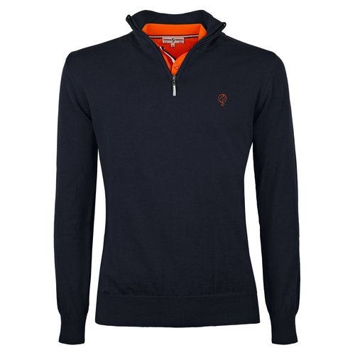 Men's Pullover Stoke  -  Dark Blue