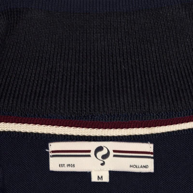 Q1905 Men's Pullover Stoke  -  Dark Blue