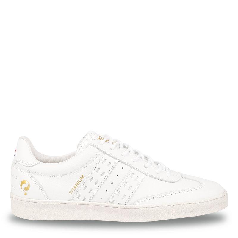 Q1905 Men's Sneaker Titanium  -  White