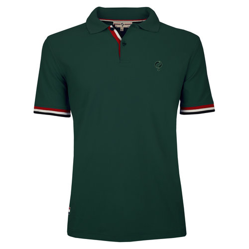 Men's Polo Joost Luiten  -  Dark Green
