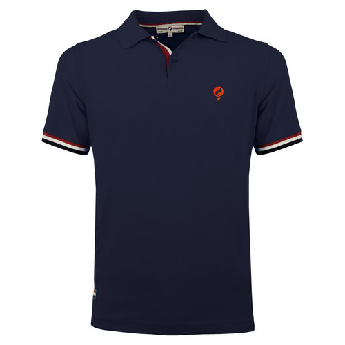 Men's Polo Joost Luiten  -  Dark Blue