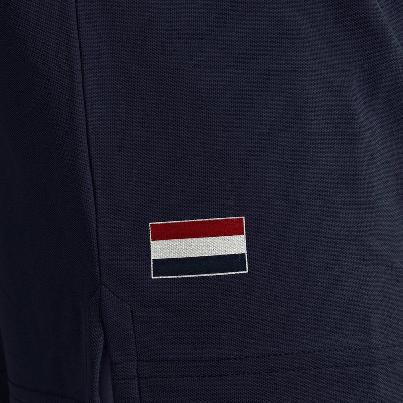 Q1905 Heren Polo Joost Luiten  -  Donkerblauw