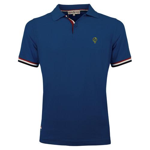 Heren JL Polo  -  Jeans Blauw