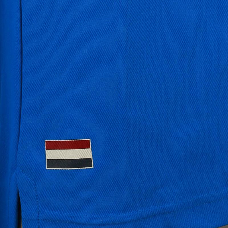 Q1905 Heren Polo Joost Luiten  -  Koningsblauw