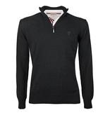 Q1905 Men's Pullover Stoke  -  Dark Grey