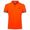 Q1905 Heren Polo Joost Luiten  -  Neon Oranje