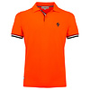 Q1905 Men's Polo Joost Luiten  -  Neon Orange