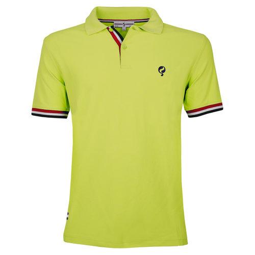Men's JL Polo Soft Lime