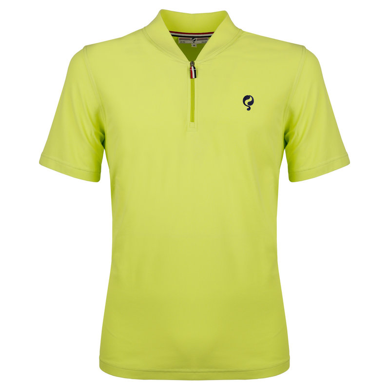 Q1905 Men's Polo JL One Soft Lime