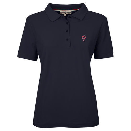 Ladies Polo Square  -  Dark Blue