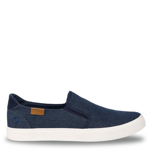 Men's Sneaker Oostvoorne  -  Dark Denim Blue