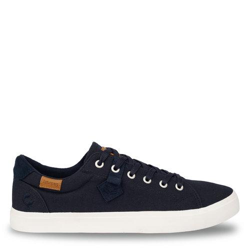 Heren Sneaker Laren  -  Donkerblauw