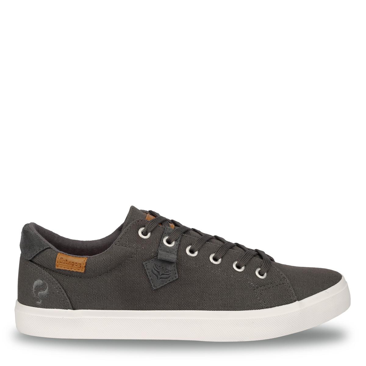 Heren Sneaker Laren - Donkergrijs