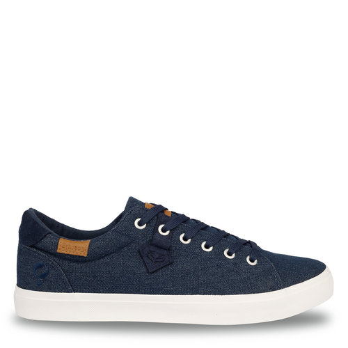 Men's Sneaker Laren  -  Dark Denim Blue