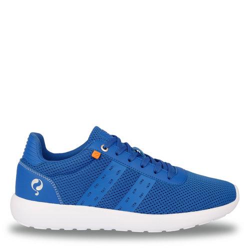 Heren Sneaker Zaanstad  -  Hard Blauw
